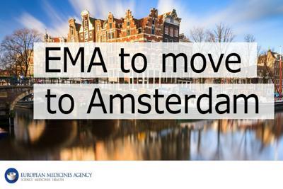 Sala Sindaco di Milano ma l'Ema va ad Amsterdam