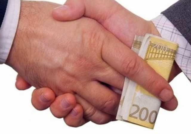 L'estonia è uno dei paesi con meno corruzione in Europa