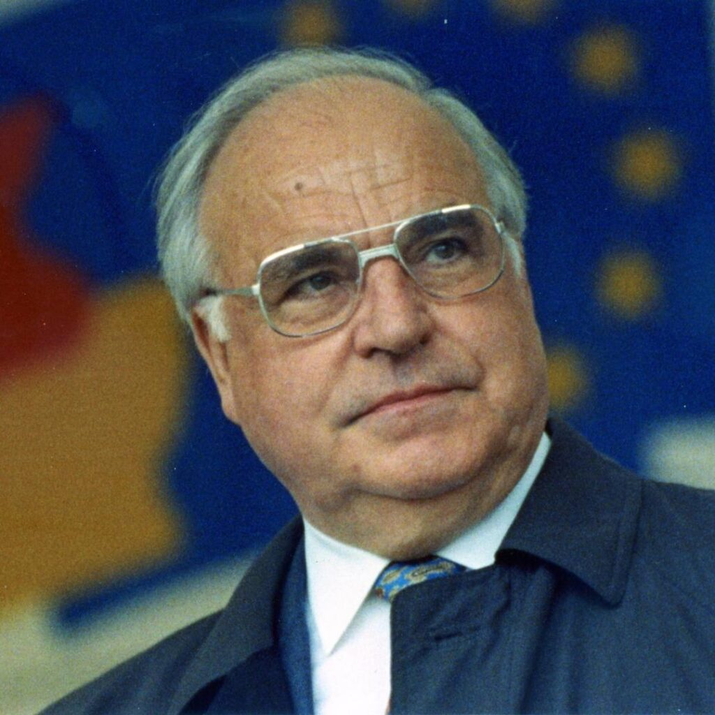 Helmut Kohl, beneficiario di una delle più grandi crisi di governo tedesche