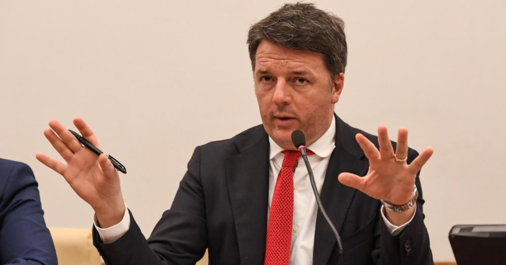 La Conferenza Stampa di Matteo Renzi apre la Crisi di Governo