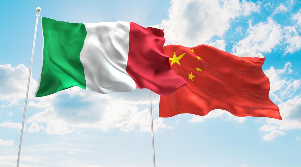 Rapporti Italia Cina