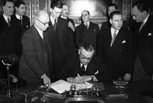 Trattato di Parigi e Giorno del Ricordo
