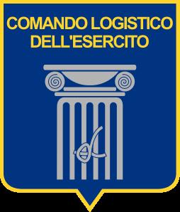 Distintivo del Comando Logistico dell'Esercito di cui il Generale Francesco Paolo Figliuolo è a capo