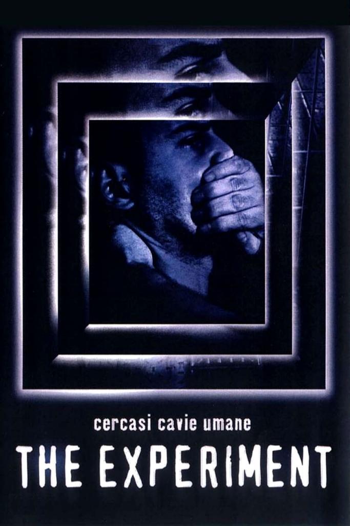 The Experiment Cercasi Cavie Umane