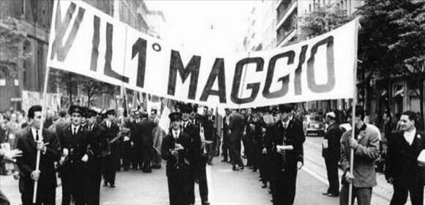 primo maggio, la festa dei lavoratori