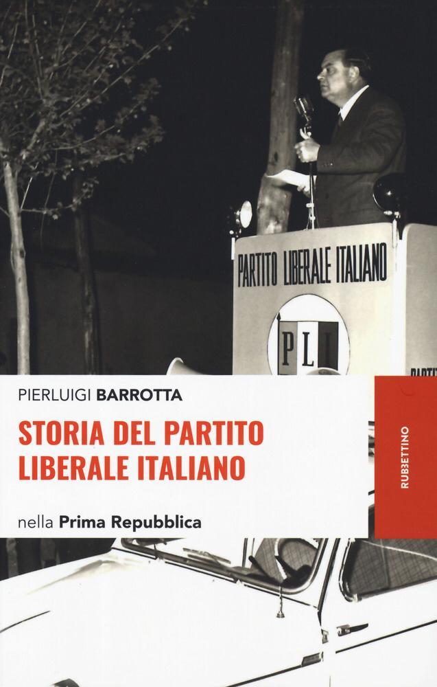 storia del partito liberale italiano