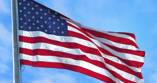 Bandiera degli Stati Uniti, la patria del Conservatorismo Fiscale
