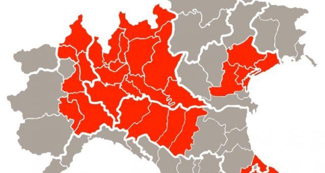 Lombardia Zona Arancone
