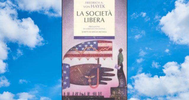 Libro la società libera
