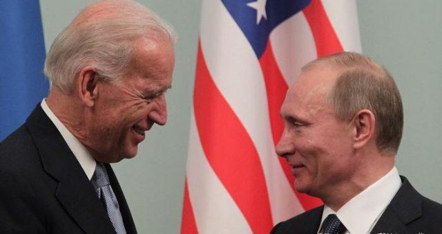 Biden vs. Putin