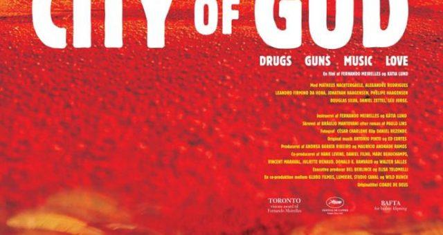 Locandina di City of God di Fernando Meirelles