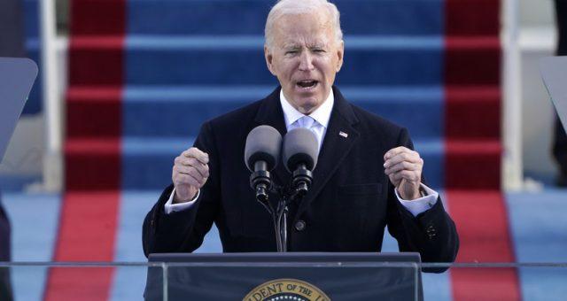 Joe Biden è il nuovo presidente degli Stati Uniti d'America
