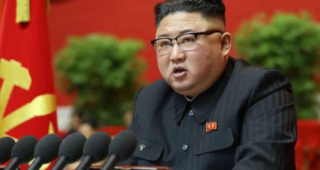 il dittatore della Corea del Nord Kim Jong Un